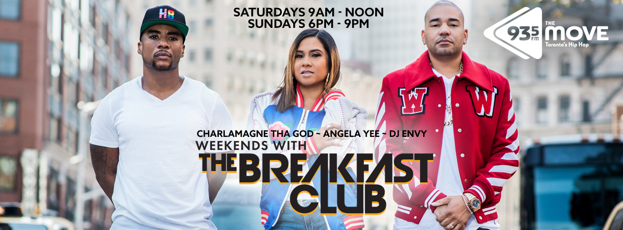 Feature: http://www.935themove.com/the-breakfast-club/
