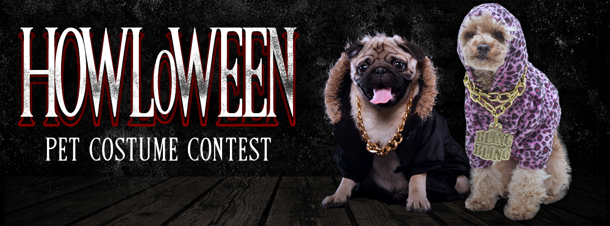 HOWLoWEEN – Pet Costume Contest
