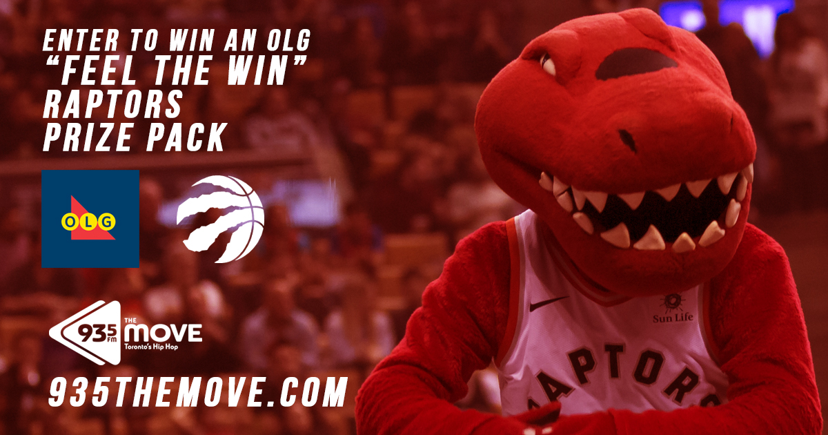 "The Hot 6 in the 6ix- OLG ""Feel the Win"" Raptors Prize Pack"