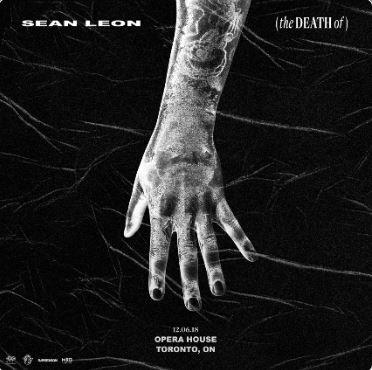 Listen to win tickets to Sean Leon