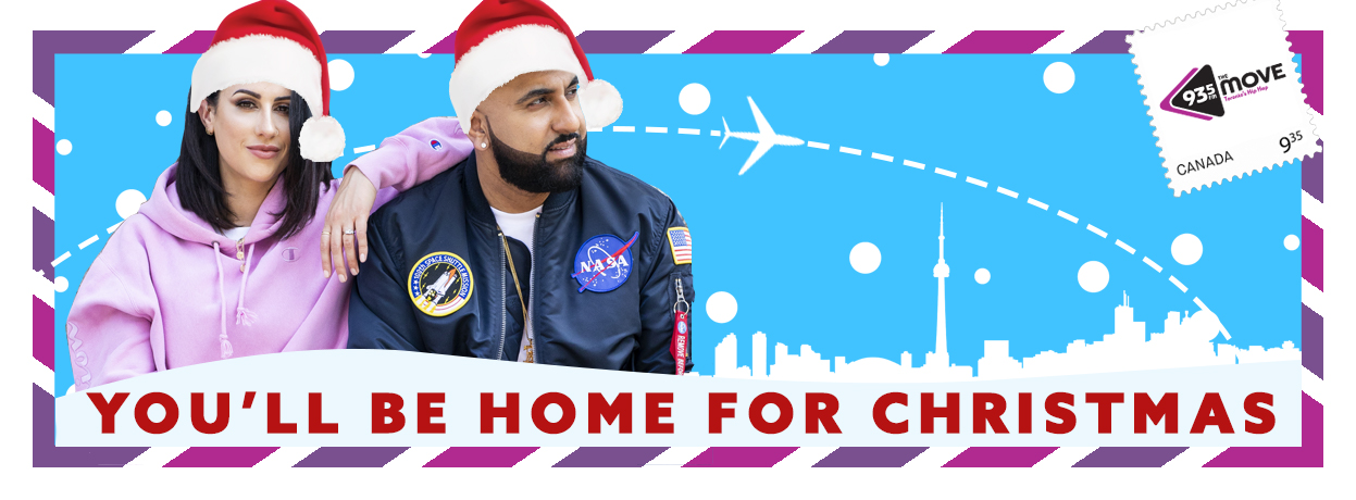 You'll Be Home For Christmas