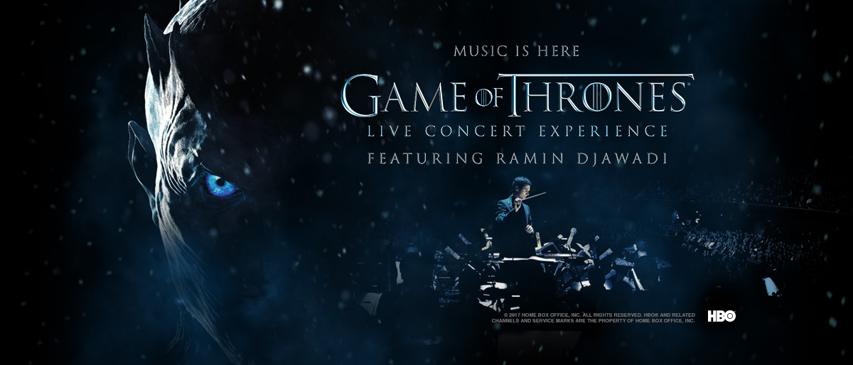 Game Of Thrones Live Concert Experience Boom 97 3 70s