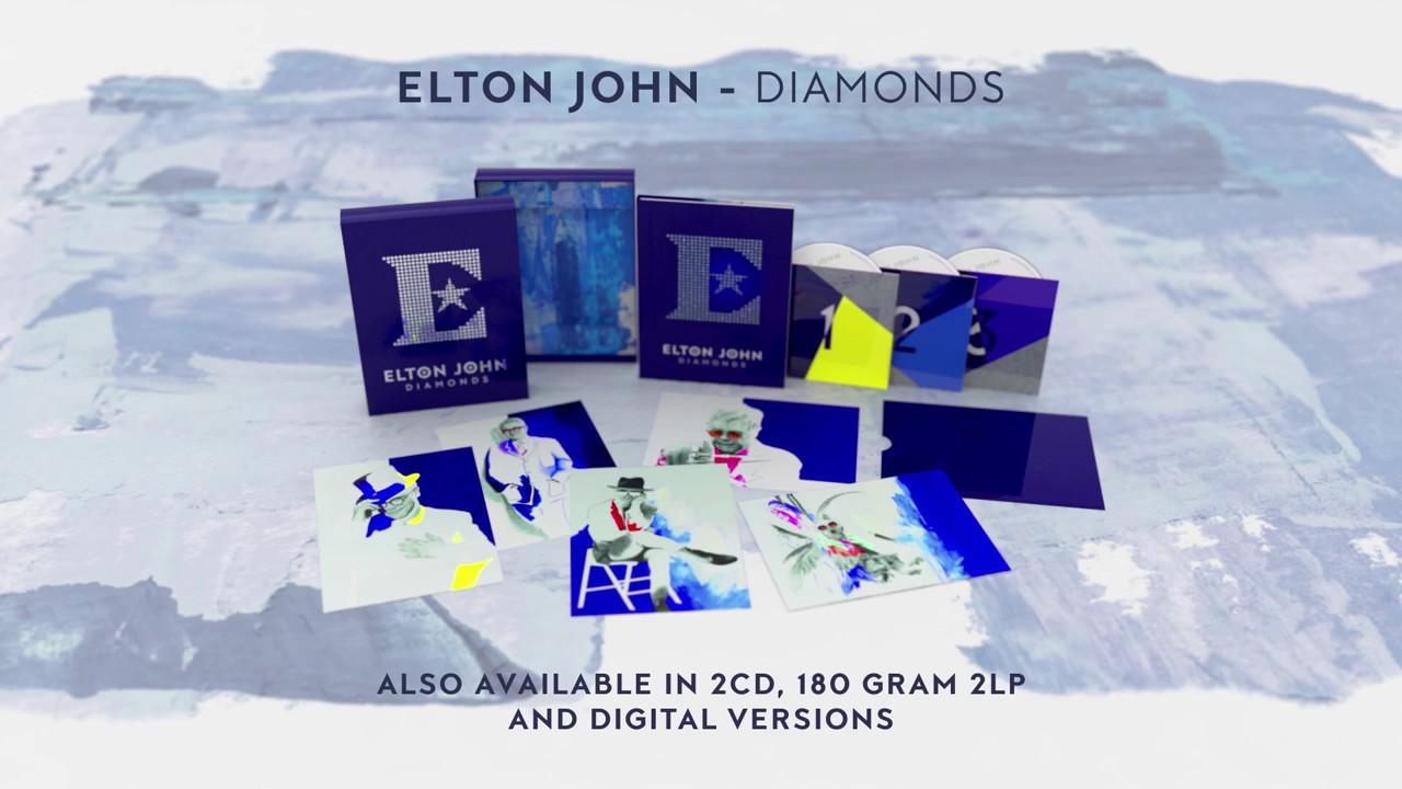 Win an Elton John Diamonds Box Set on Turntable Tuesday