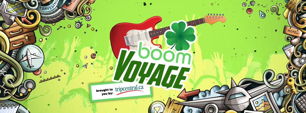 boom Voyage - St. Patrick's Day