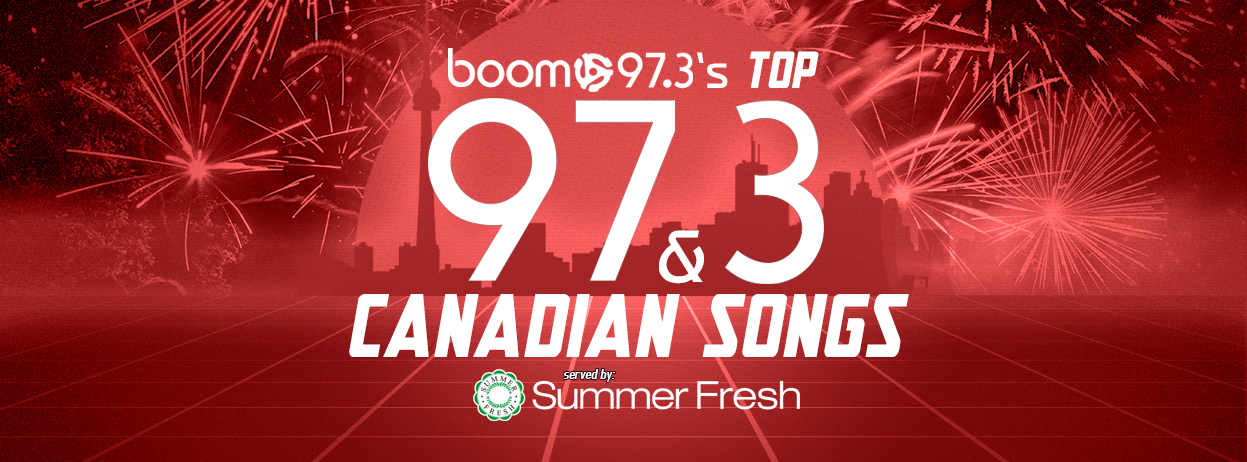 Canada Day - 97 and 3 Countdown