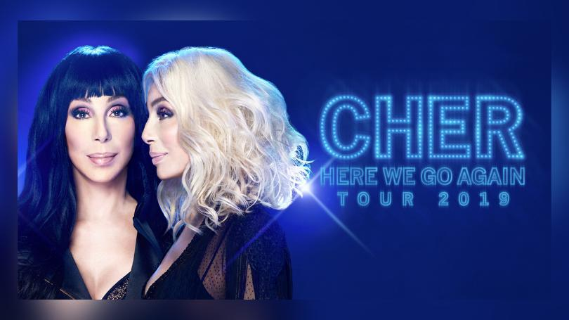 boombox Lunch – See CHER in Concert!