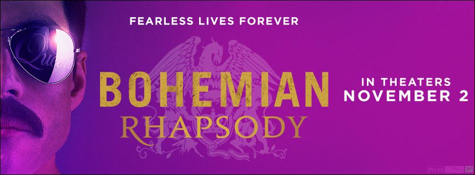 boom Breakfast with Stu – Bohemian Rhapsody Passes