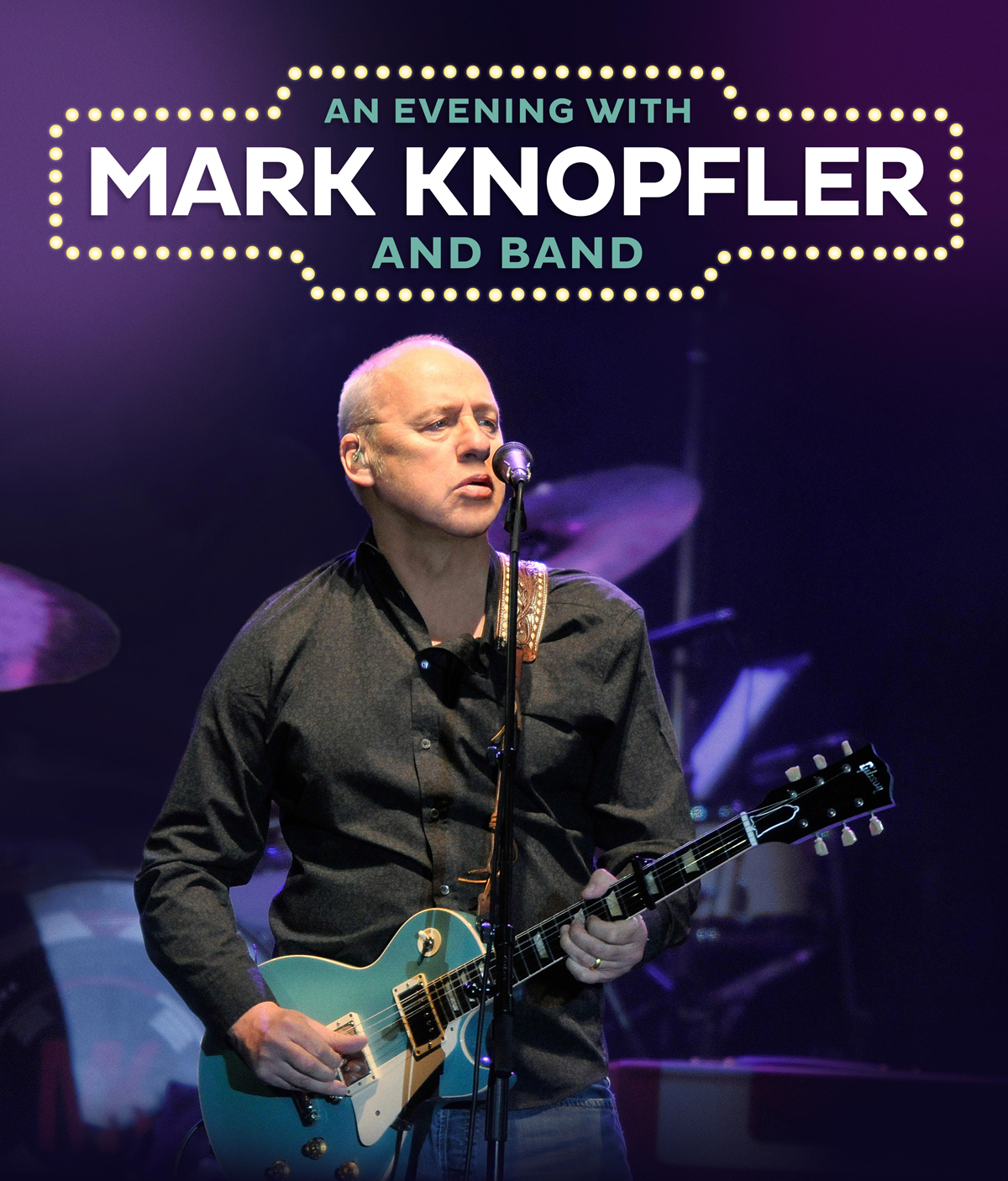 70s at 7 – Win Tickets to an Evening with Mark Knopfler and Band