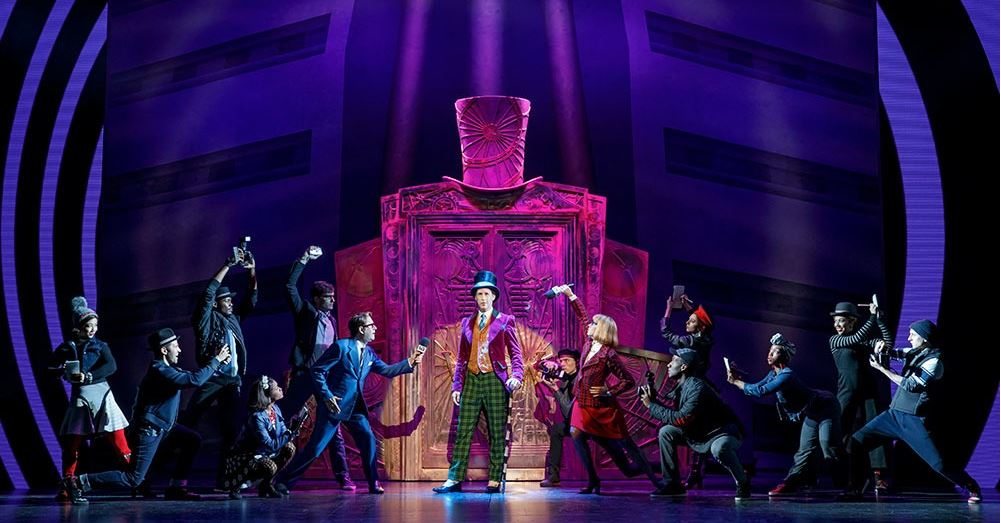 boombox Lunch – See Charlie and the Chocolate Factory
