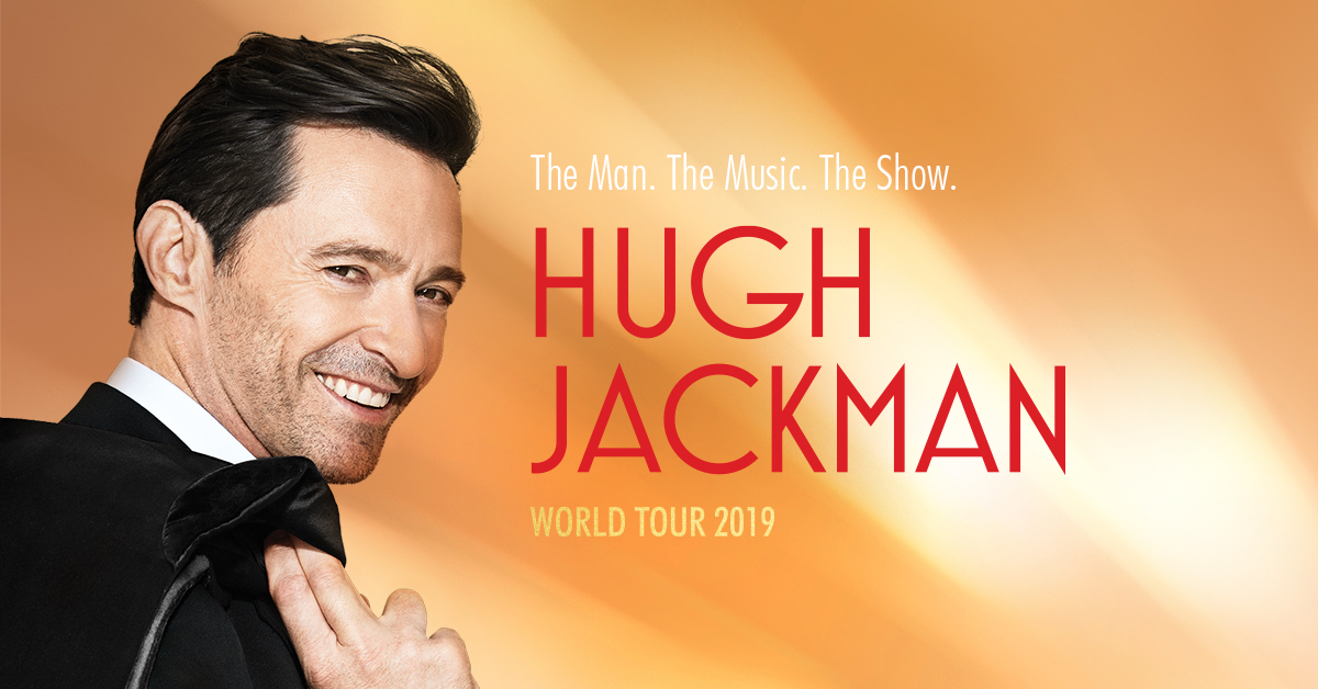 boombox Lunch – See Hugh Jackman in Concert!