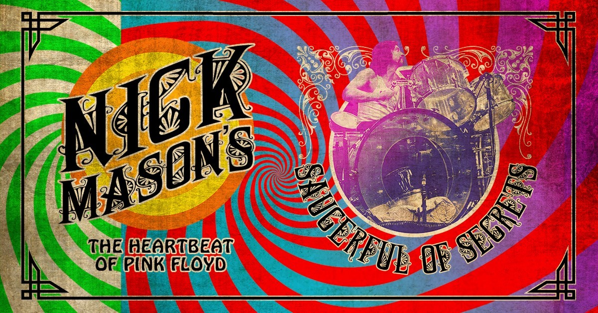 70s at 7 – Win Tickets to Nick Mason Saucerful of Secrets