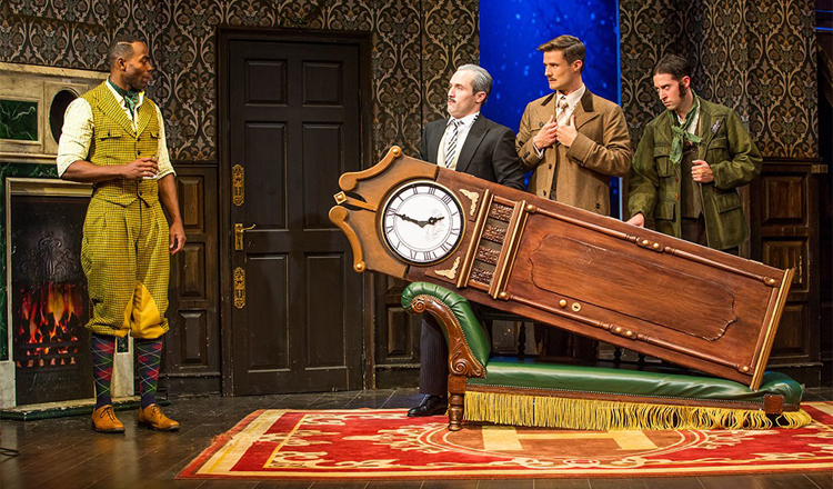 boombox Lunch – The Play That Goes Wrong