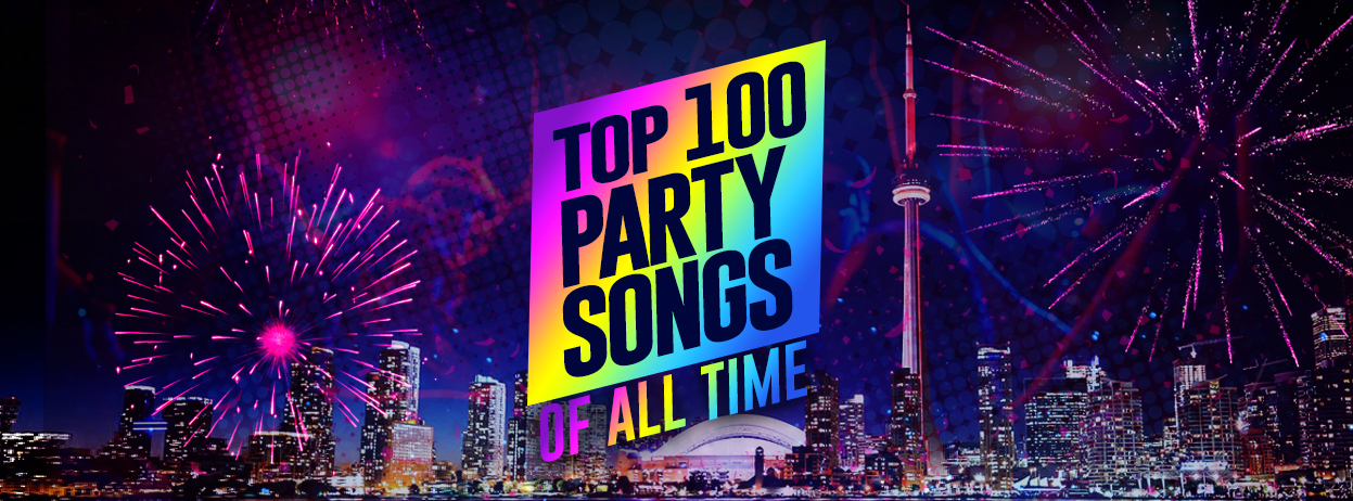 Feature: https://www.boom973.com/top-100-party-songs-of-all-time/