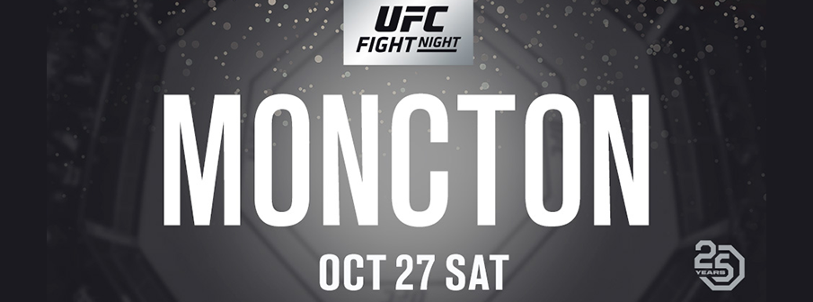 UFC Fight Night Moncton