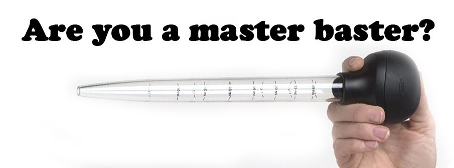 Master Baster