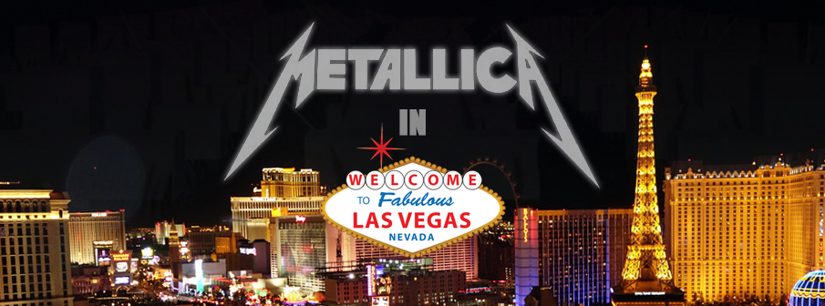 Metallica in Vegas