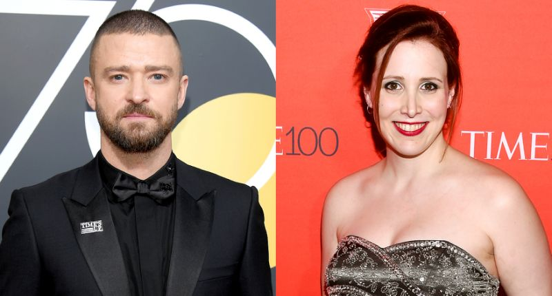 Dylan Farrow Drags Justin Timberlake on Twitter
