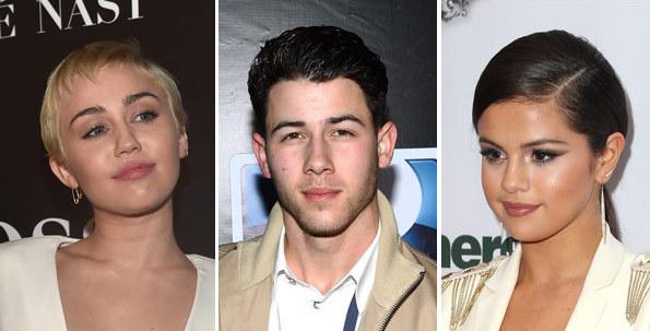 Nick Jonas Spills on Ex's Miley Cyrus & Selena Gomez