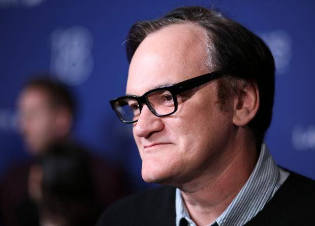 "Quentin Tarantino says ""A trust was broken"""