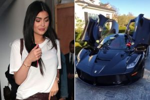 Kylie's $1.4 Million 'Push Present'