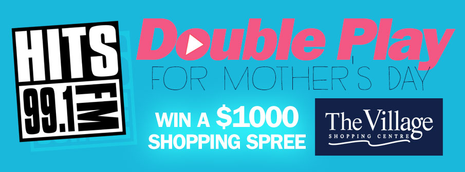 Double Play for Mother's Day