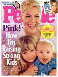 "Pink Named the ""Most Beautiful Woman In The World"""