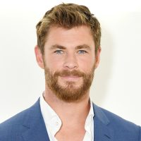 Chris Hemsworth Pays Tribute to Miley Cyrus
