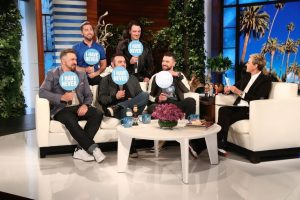Justin Timberlake Admits To A Spice Girls Hook Up