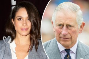 Prince Charles Will Walk Meghan Markle Down The Isle