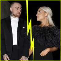 Ariana Grande & Mac Miller Call It Quits