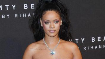 Rihanna Gives Meghan Markle Wedding Night Advice