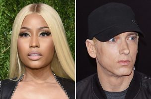 Are Nicki and Eminem Dating?