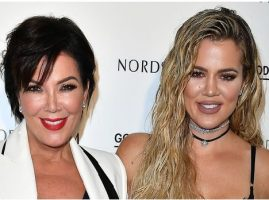 Kris Jenner Says Khloe Will Be Moving Back To L.A, Permanently.