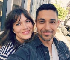 Mandy Moore Calls Out Her Ex, Wilder Valderrama
