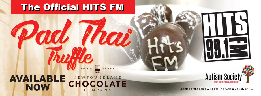 Feature: http://www.991hitsfm.com/the-hits-fm-truffle-available-now/