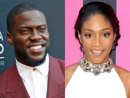 Tiffany Haddish Tries To Repay Kevin Hart