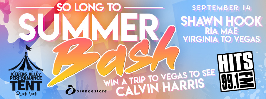 Feature: https://www.991hitsfm.com/so-long-to-summer-bash/