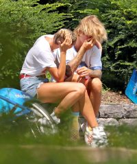 Justin and Hailey Spotted Crying in NYC