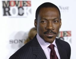 Eddie Murphy Will Be A Dad For The 10th Time