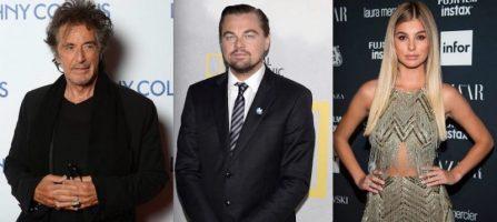 "Al Pacino Warns Leonardo DiCaprio Not To Hurt His ""Stepdaughter"""