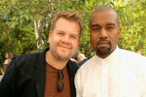 Kanye Costs James Cordon $45,000 For Cancelling Carpool Karaoke, Twice.