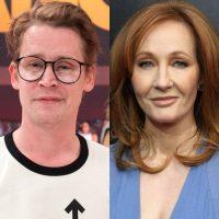 Macaulay Culkin Asks J.K. Rowling For A Job