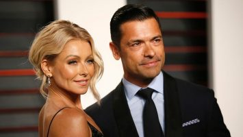 """Kelly Ripa School's Troll Who Calls Her 'To Old"""" For Mark Consuelos"""