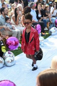 North West Made Her Fashion Show Debut