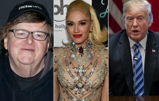 Gwen Stefani Might Be The Reason Donald Trump Ran for President