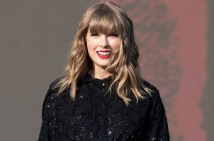 Taylor Swift Gets Political