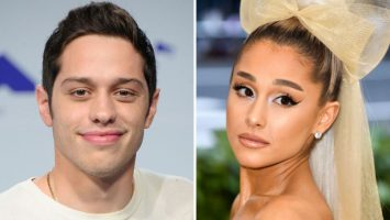Ariana Grande Addresses Pete Davidson Split for 1st Time