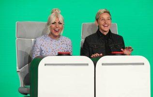 Ellen Called Out Lady GaGa