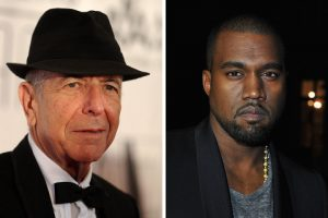 """Leonard Cohen Wrote a Poem Before He Died Called """"Kanye West Is Not Picasso"""""""