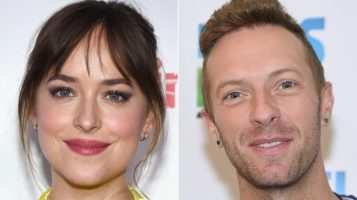 Chris Martin & Dakota Johnson Aren't Expecting. Find Out Who Is.